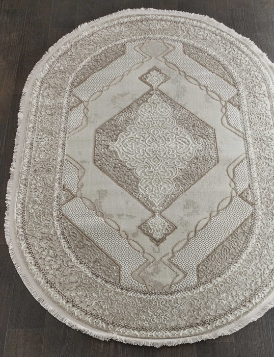 MOROCCO 1040-beige-oval
